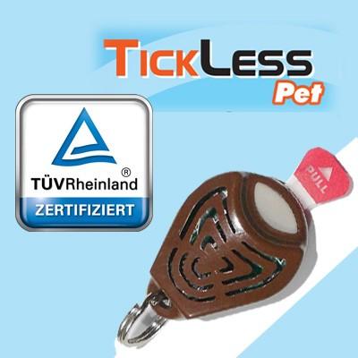 Tickless Pet - chemiefrei mit Ultraschall