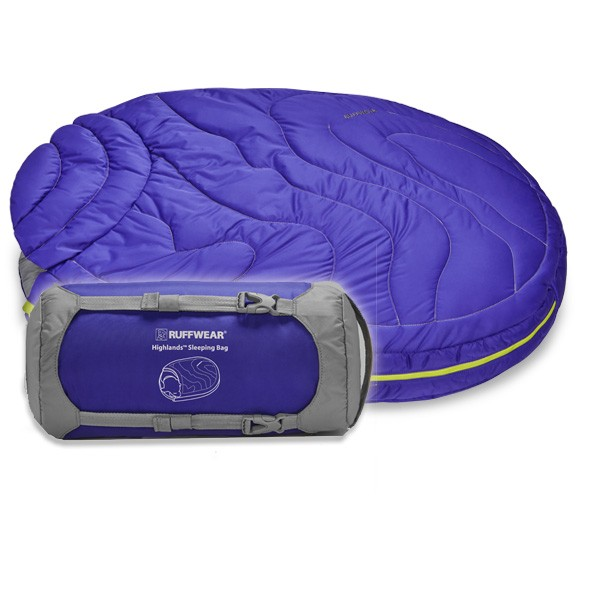 Highlands Sleeping Bag Hundeschlafsack von Ruff Wear