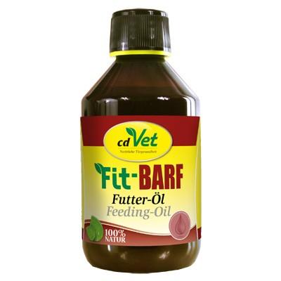 Fit-Barf Futter-Öl als optimale Quelle von Energie und Vitalität
