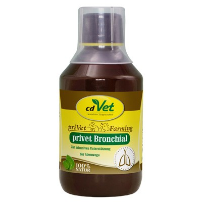 priVet Bronchial Öl von cdVet für Kaninchen und Geflügel