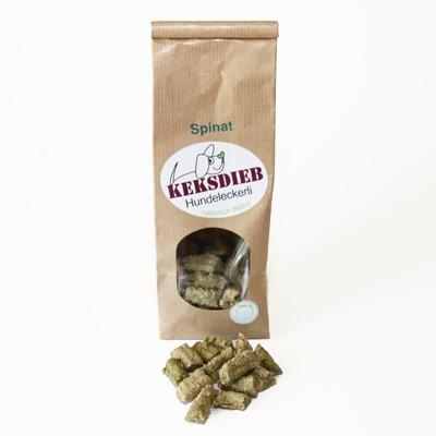Spinat-Power-Kissen von Keksdieb mit natürlichen Zutaten