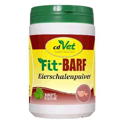 Natürliche Kalziumquelle - Fit-Barf Eierschalenpulver von cdVet