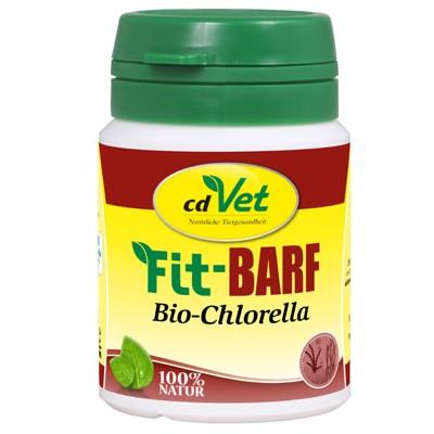 cdVet Fit-Barf Bio-Chlorella bei Maulgeruch und Körperduft