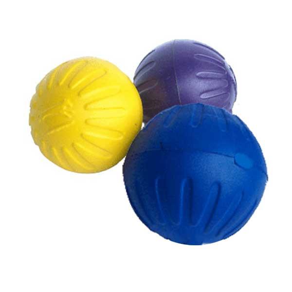 Robuster Fantastic Foam Hunde-Ball von Star Mark