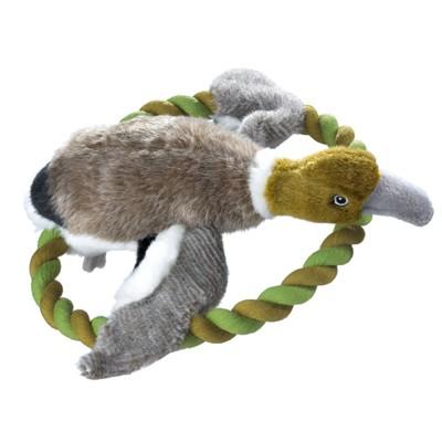 Wildlife Ente als Hundespielzeug und zum Apportieren-Training