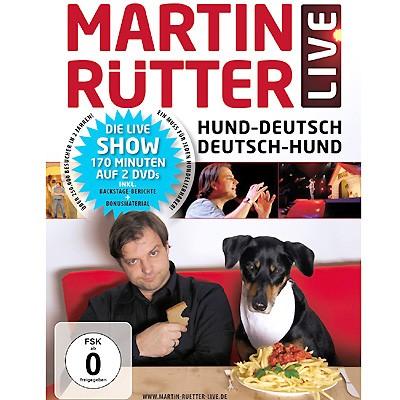 Doppel-DVD: Martin Rütter - die Live Show