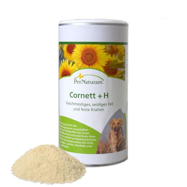 Cornett+H Biotin 2000 von PerNaturam für vitale Haut und Fell