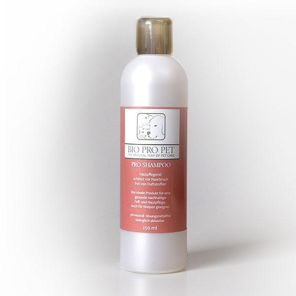 Profi-Shampoo ohne Duftstoffe und Lösungsmittel von Bio Pro Pet