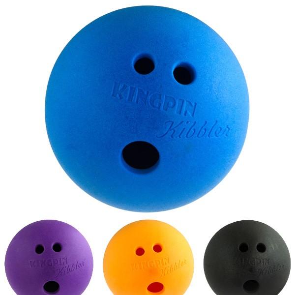 Kingpin Kibbler Bowling-Ball für Hunde von PetSport