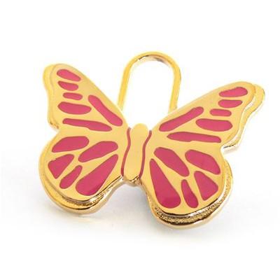 Hundeanhänger Butterfly von Hamish Mc Beth