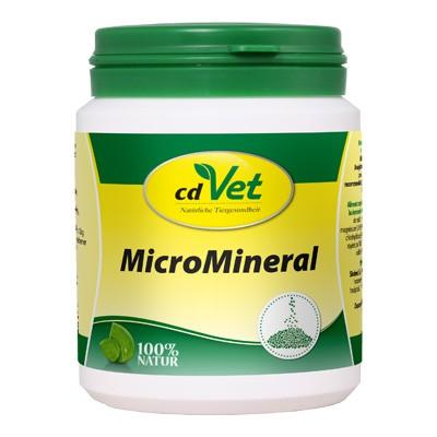MicroMineral - Nährstoffe und Vitamine für jeden Tag von cdVet