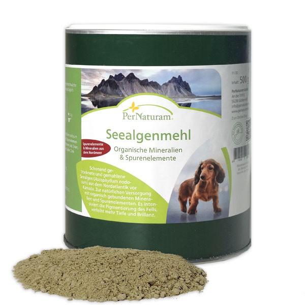 Organische Mineralien & Spurenelemente - PerNaturam Seealgenmehl