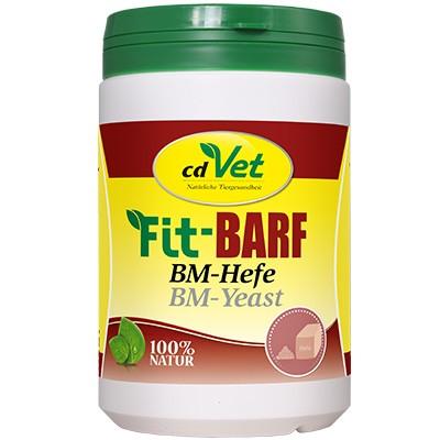 Fit-BARF BM-Hefe von cdVet - kräftigt Haut und Fell