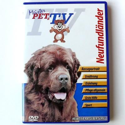 Neufundländer - Hunde-Portrait-DVD Meister Petz TV