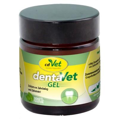 cdVet DentaVet Gel - Zahnpflege für Hunde und Katzen