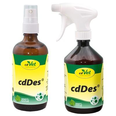 cdDes absolut ungiftig Desinfizieren gegen Bakterien Viren Pilze