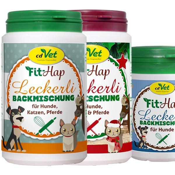 Backmischung Leckerli zum Hundekekse Selberbacken von cdVet