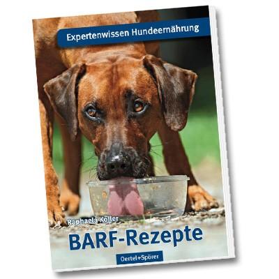 BARF-Rezepte - Das Kochbuch für die Rohfütterung