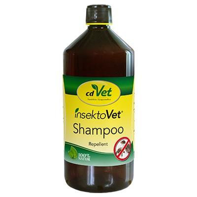InsektoVet Shampoo von cdVet - Hundepflege mit Insektenabwehr