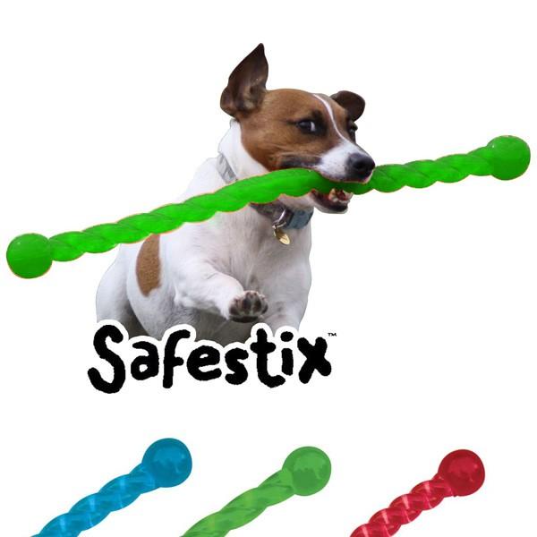 Safestix - sensationelles Hundespielzeug als Stockersatz