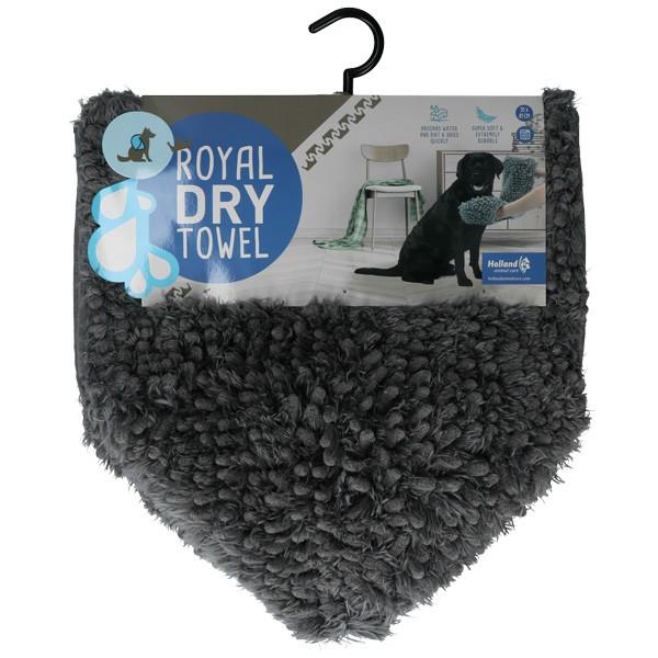 Royal Dry Towel super saugfähiges Handtuch von Holland Animal Care