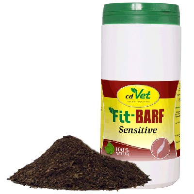 Fit-BARF-Sensitive Ergänzungsfutter bei Rohfleisch Barfen