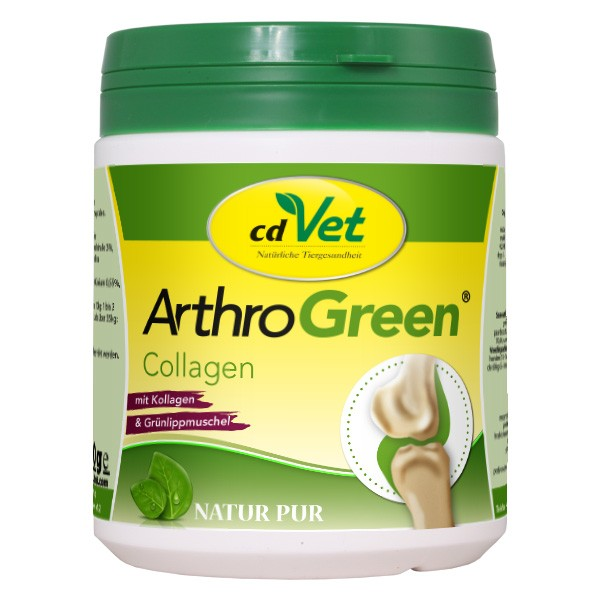 ArthroGreen Collagen von cdVet mit dem Gelenk-Protein Kollagen