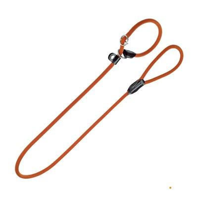 Halsband-Leinen-Kombi aus Nylon-Tau mit Stopper von Hunter