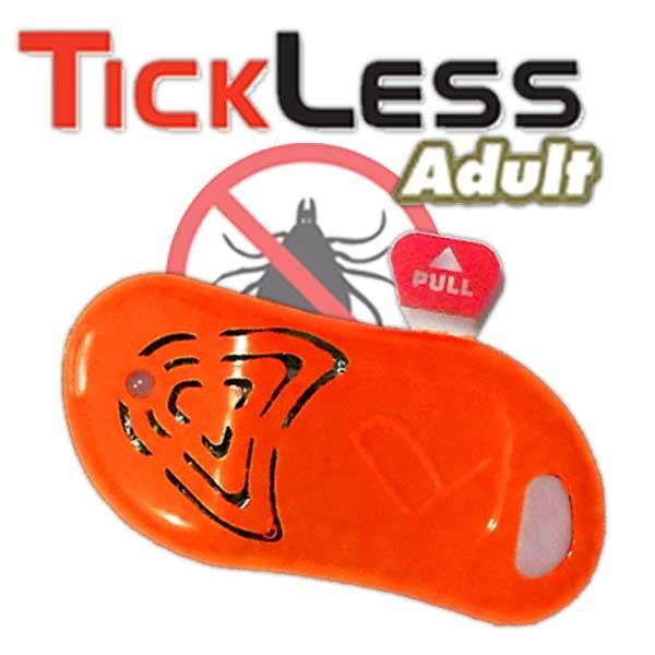 TickLess Adult - chemiefrei mit Ultraschall für Menschen