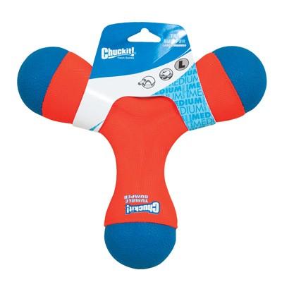 Chuckit! Tri Bumper Bumerang Hunde-Wasserspielzeug