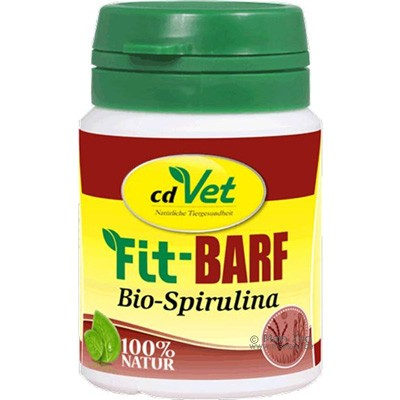 cdVet Fit-Barf Bio-Spirulina - stärkt den Säure-Basen-Haushalt