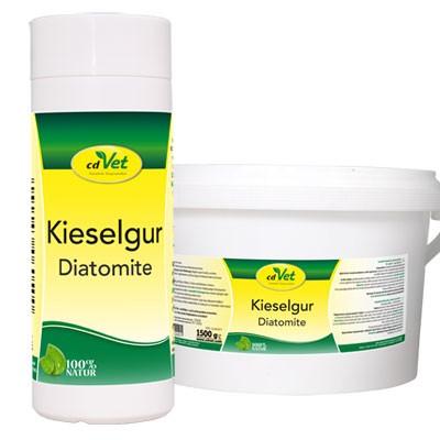 cdVet Kieselgur Pulver mit biophysikalischer Wirkung in Haus und Wohnung
