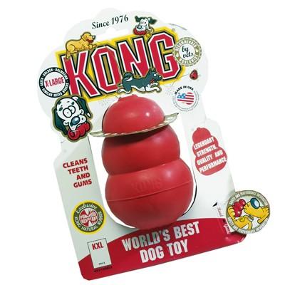 Unberechenbares Wurfspielzeug Kong Classic