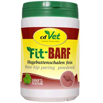 cdVet Fit-BARF Hagebuttenschalen mit viel Vitamin C