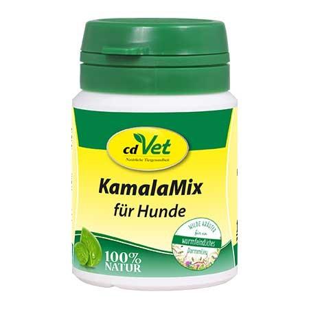 KamalaMix von cdVet für Hunde, die anfällig für Würmer sind