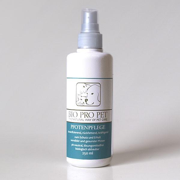 Pfotenpflege Pfotenöl von Bio Pro Pet für Kräftigung und Schutz