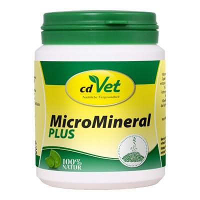 MicroMineral Plus - hochverfügbare Mineralien und Vitalstoffe von cdVet