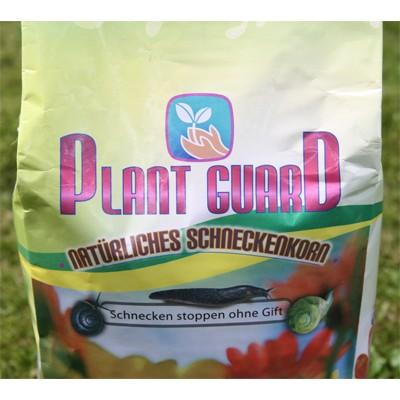 Natürliches Schneckenkorn ohne Gift von Plant Guard