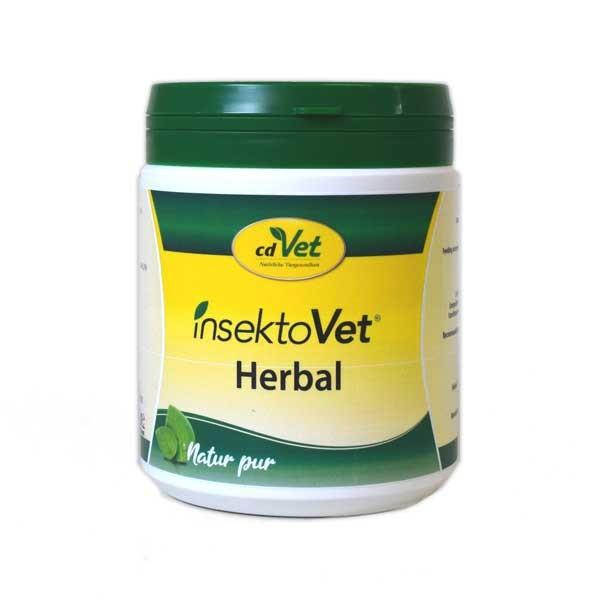 insektoVet Herbal - der natürliche insektoVet-Verstärker von cdVet