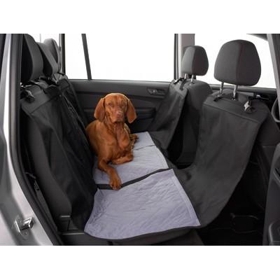 Sichere und bequeme Auto Schutzdecke Comfort von Hunter