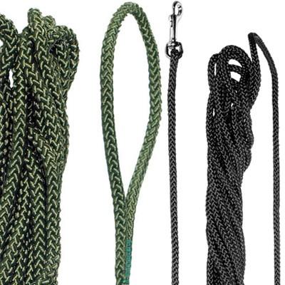 Polyamid Schleppleine - 4 bis 20 Meter lange Hunter Feldleine