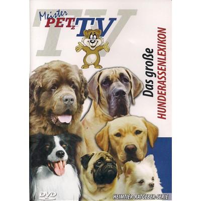 Hunderassen-Lexikon auf DVD von Meister Petz TV