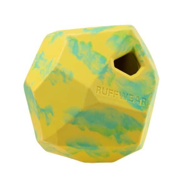 Gnawt-a-Rock kantiger Hundeball von Ruff Wear