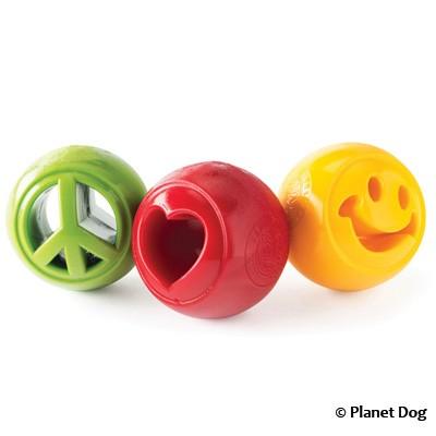 Motiv-Ball Nooks aus stabilem Orbee-Tuff von Planet Dog
