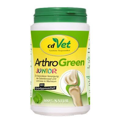 cdVet ArthroGreen Junior - gesunde Gelenke für junge Tiere