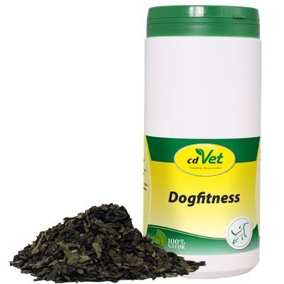 Dogfitness Kräutermischung für Hundesport und Hundezucht