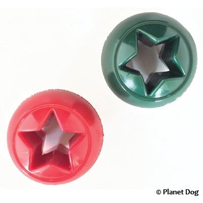 Füllbarer Weihnachtsball Nooks mit Sternform von Planet Dog