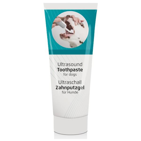 Zahnputzgel für Ultraschall-Zahnbürsten für Hunde von Techmira