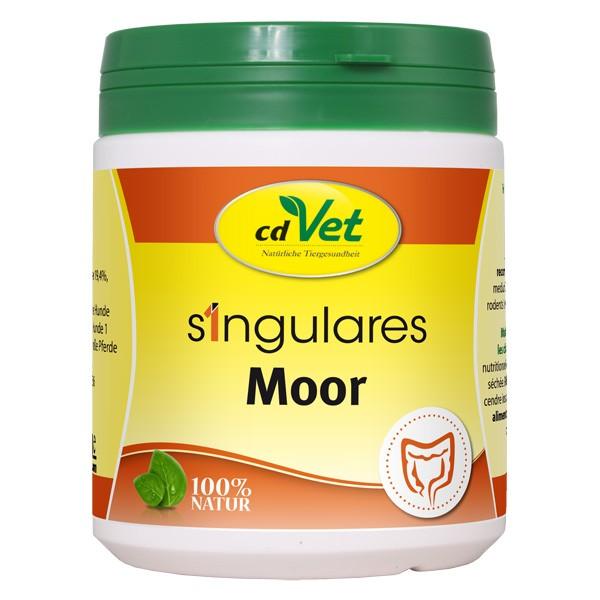 Singulares Moor von cdVet aus 100 % Naturmoor für Magen und Darm