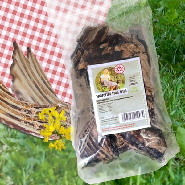 Köstliche Spareribs vom heimischen Wild luftgetrocknet von Paul & Paulina